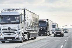 Españoles en el reto Mercedes-benz