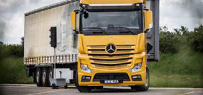 Los tres pilares de Mercedes-Benz Road Efficiency.