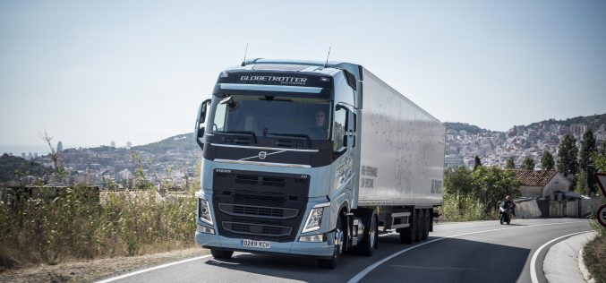 Nueva campaña de seguridad de Volvo Trucks