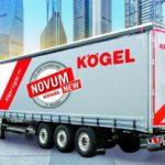 Kögel NOVUM la nueva generación de vehículos