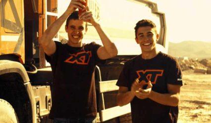 Alex y Marc Marquez afrontran los retos XTChallenges de Scania