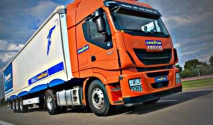 Goodyear FuelMax, máxima eficiencia para camiones