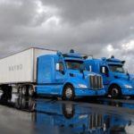 Los camiones autonomos de Google, empiezan a circular