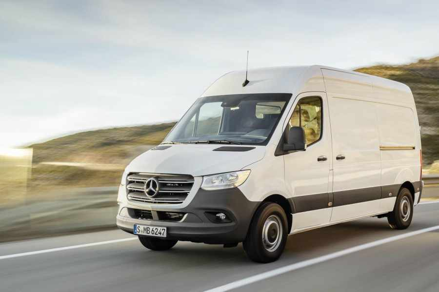 Nueva Mercedes-Benz Sprinter 2018