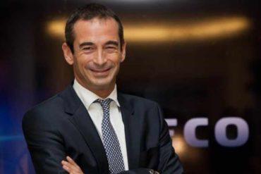 Iveco España nombra a Ruggero Mughini director para España y Portugal