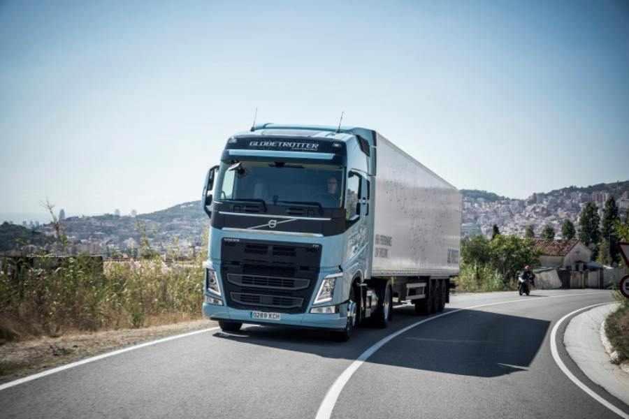Volvo Trucks celebra el 25 aniversario del Volvo FH