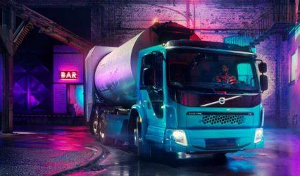 Volvo FE Electric - Segundo camión eléctrico de la marca sueca