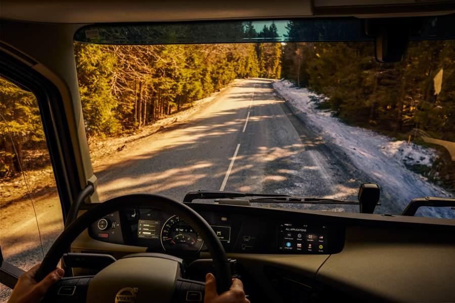 Nuevos sistemas de asistencia al conductor de Volvo Trucks