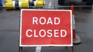 Cierre de la carretera M20 en el Reino Unido