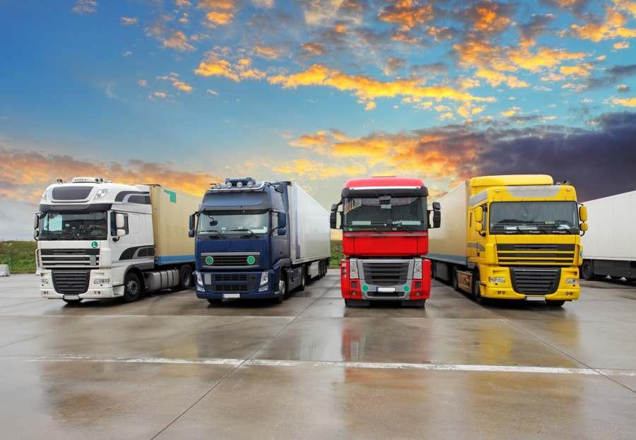 Los camiones en el punto de mira de Europa en la reducción de CO2