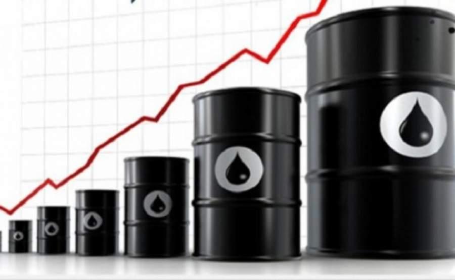 El precio del barril de petróleo ha crecido un 174% desde 2016