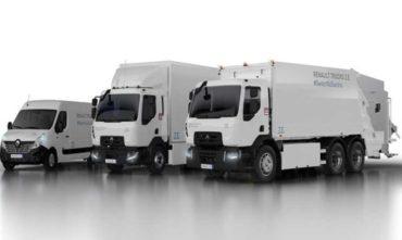 Renault Trucks presenta su segunda generación de camiones eléctricos
