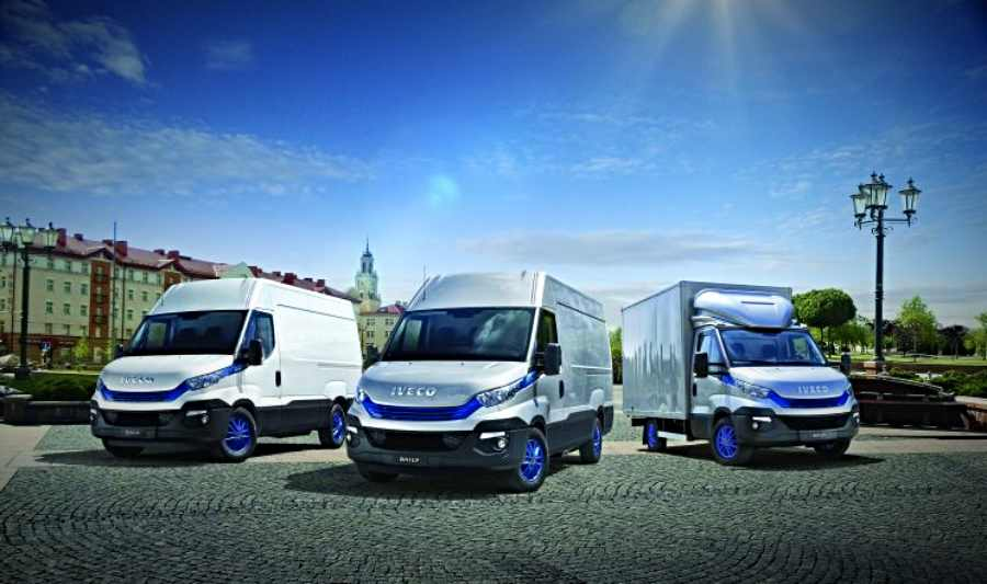 Iveco Daily Blue Power - Transporte Sostenible Urbano