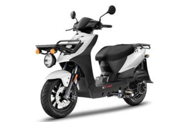 Nuevo KYMCO Agility Carry 125, un scooter para transporte y cargas
