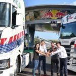 Scania proveedor de transporte sostenible de MotoGP™ hasta 2019