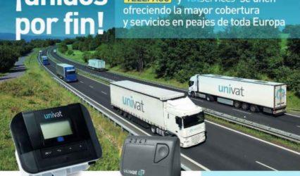 VATSERVICES firmado el contrato con TELEPASS para la distribución del UNIVAT
