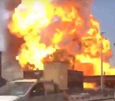 Dos muertos y 60 heridos en Italia al estallar un camión cisterna tras un accidente