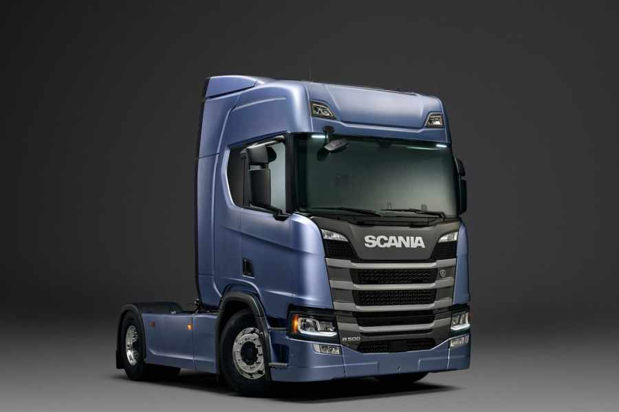 Scania vence el Green Truck Award 2018